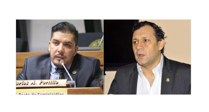 Comisión Escrache llama a nueva movilización contra Portillo y Bogado