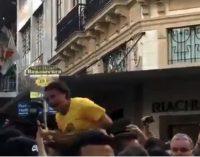 Apuñalaron a candidato presidencial en Brasil