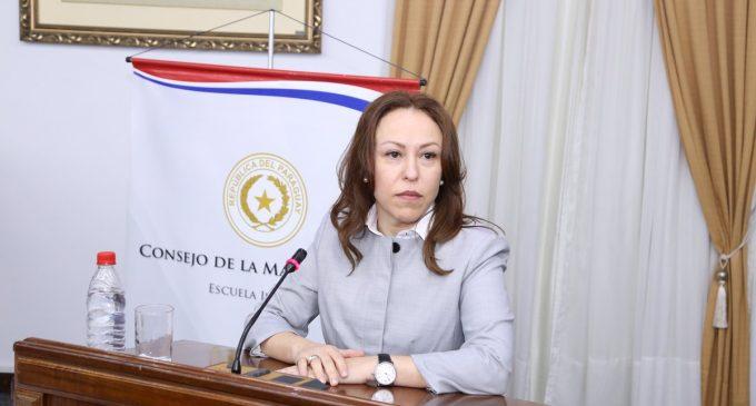 """Candidata a ministra de Corte: """"Ser la única mujer en ambas ternas es un gran desafío para mí"""""""