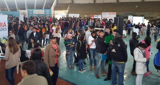 Feria de Empleos se traslada a Loma Plata cuenta con 200 vacancias