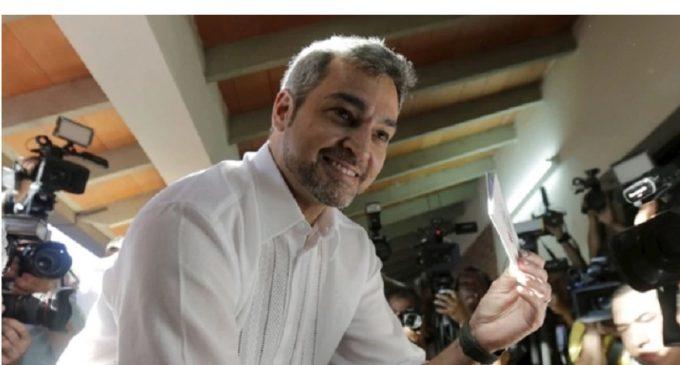 Mario Abdo Benítez deroga ley de Autoblindaje