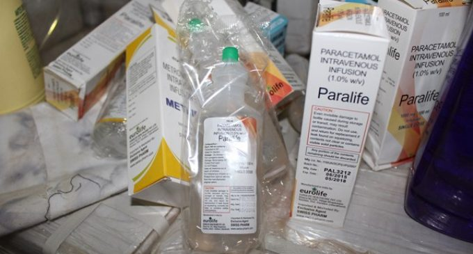 Hospitales públicos claman ante falta de medicamentos