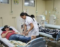 Pacientes renales piden mayor cantidad de enfermeros capacitados