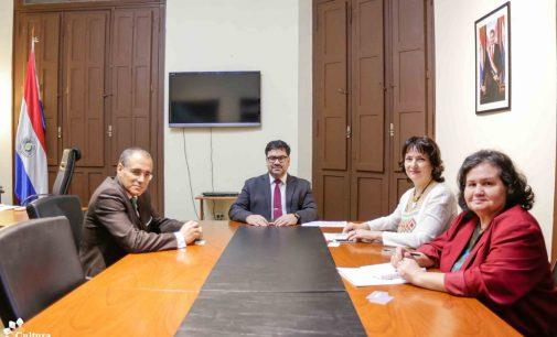 Paraguay y Marruecos acuerdan intercambio cultural