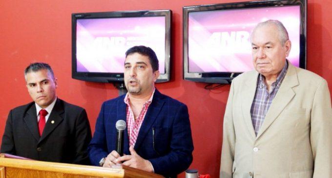 ANR presentará acción de inconstitucionalidad contra juramento de senador liberal