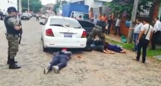 Asesinaron a un policía en intento de asalto a banco