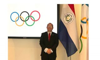 A un paso de hacer historia, Camilo Perez nominado a miembro del Comité Olímpico Internacional (COI)