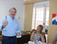 Carrizosa fue reelecto como presidente del Partido Patria Querida