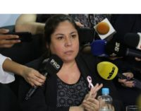 """Titular de PETROPAR anuncia acciones legales contra medios de comunicación """"por difamarla"""""""
