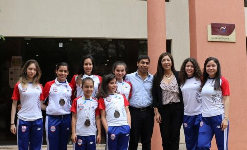 Patinadores paraguayos se preparan para los World Rollers Game