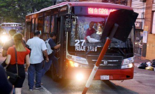 Gobierno confirma aumento de precios de pasajes del transporte público