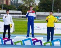 Atleta paraguayo se posiciona entre los más rápidos de Sudamérica