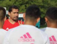 La Albirroja Sub 20 inicia preparativos para amistoso con Chile