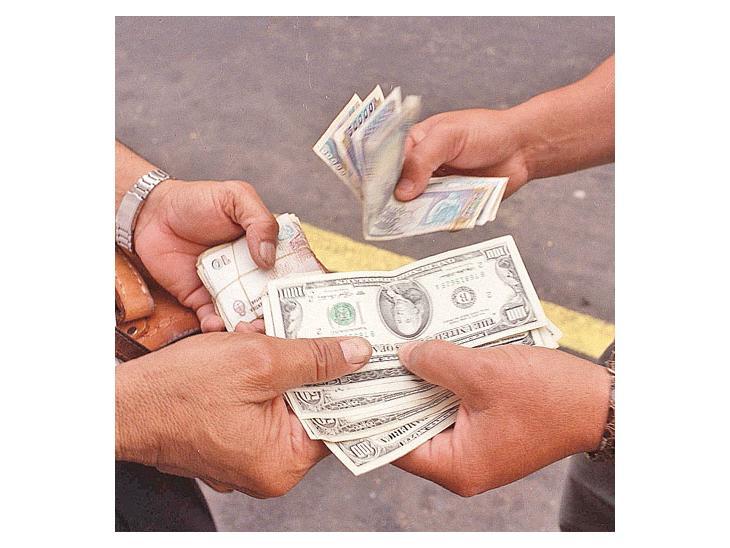 Confían en que valor de dólar bajará de los G. 6.000
