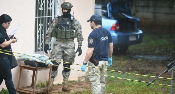 Fiscal interviniente en procedimiento en Alto Paraná sostiene que abatidos pertenecían al Comando Vermelho