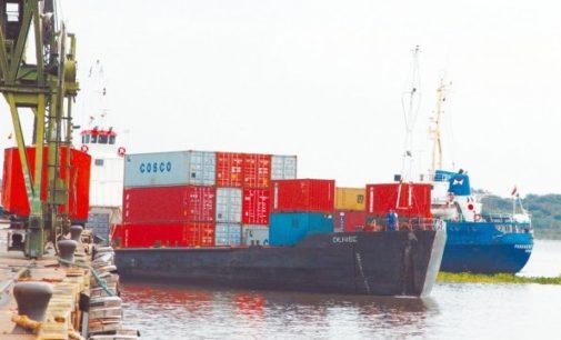 Paraguay aumentó sus exportaciones en octubre pasado