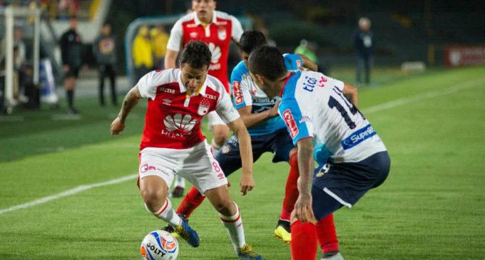 Copa Sudamericana: Santa Fe y Junior definirán hoy pase a la final
