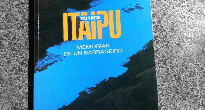 Exingeniero de Itaipú lanza su libro de memorias y vivencias