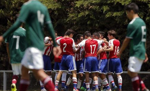 Copa UC: Albirrojita Sub 17 debuta con victoria ante México