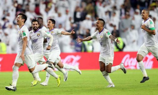 Mundial de clubes: Al Ain se mete en cuartos de final