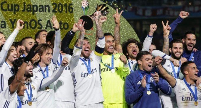 Real Madrid va por la final