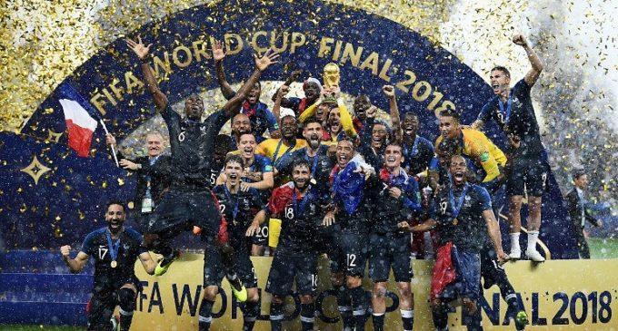 Mundial de Rusia 2018 con récord de espectadores