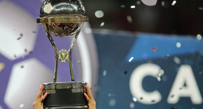 Equipos paraguayos en la Sudamericana