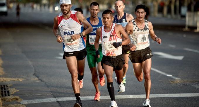 Atletismo: Derlis Ayala clasificó a su segundo mundial