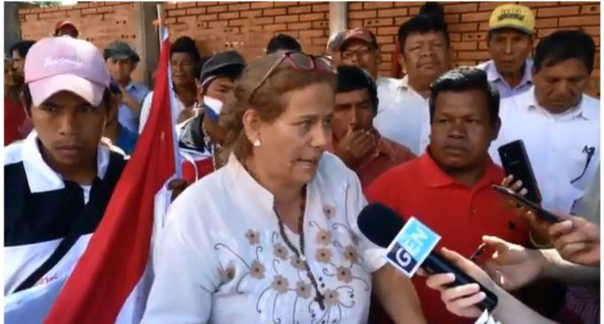 """A la ministra del INDI le damos asco"", afirman nativos"