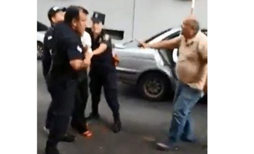 Bestial detención de defensora de indígenas