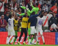 Al Ain dió la nota tras eliminar a River Plate