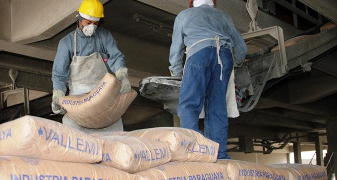 Elevadísimo el precio del cemento: Hasta G. 65.000 por bolsa