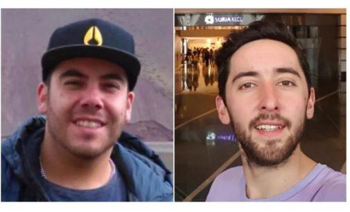 Los dos chilenos condenados a la horca en Malasia quedaron en libertad