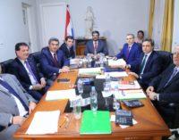 Se suspendió elección de terna para ministro de Corte