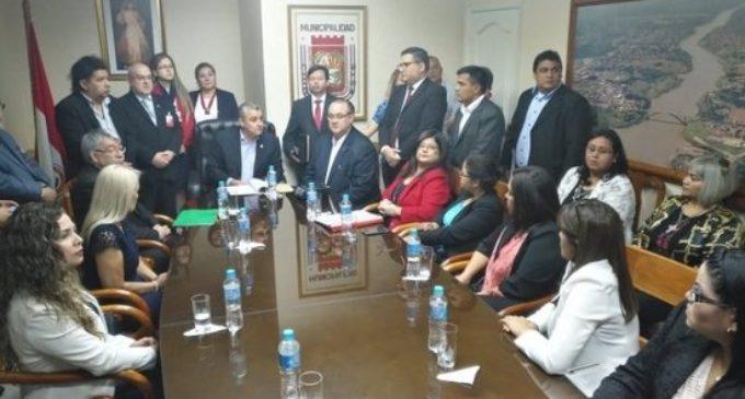 CDE: Concejales oficialistas presentan denuncia penal contra interventora