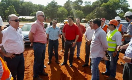 """MOPC anuncia construcción de """"corredor de integración"""" en Caaguazú"""