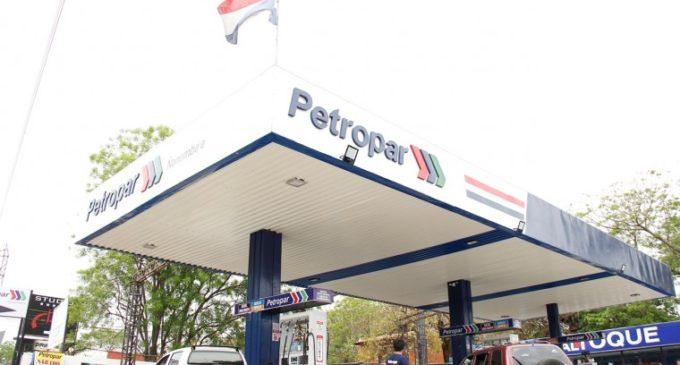 PETROPAR denuncia contaminación en estación de servicios de Ñu Guasu
