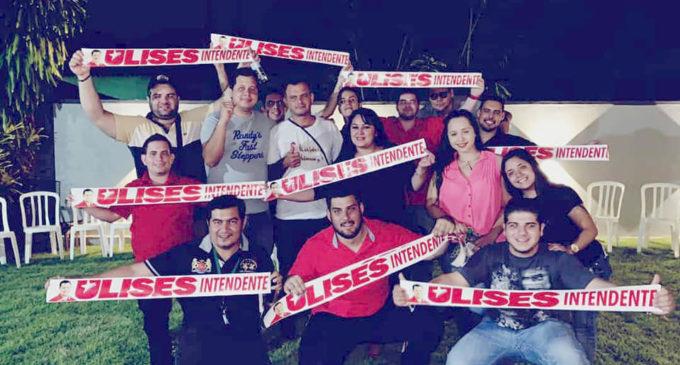 Ulises Quintana oficializa candidatura a intendencia de Ciudad del Este