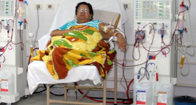Asociación de dializados denunciará al Ministerio de Salud