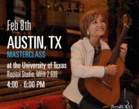 Berta Rojas tocará en Austín, Texas