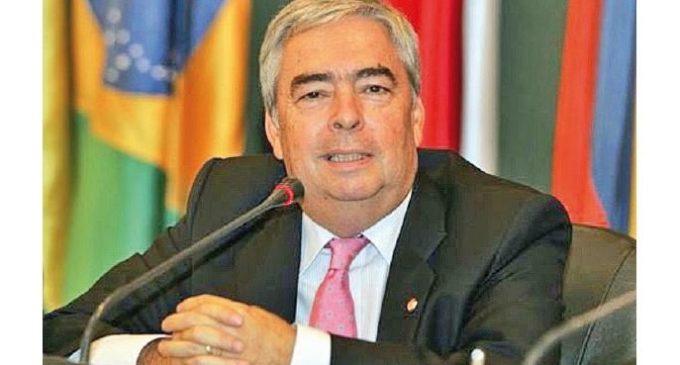 Inminente nominación de vicecanciller Saguier como embajador paraguayo en Brasil