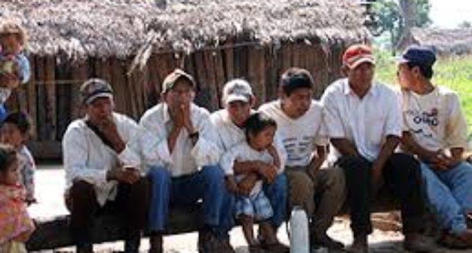 Líder indígena fue detenido por defender sus derechos