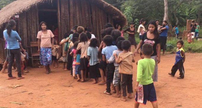 Más de 200 nativos reciben atención médica en Aba'i