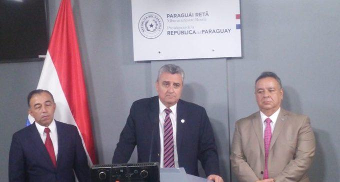 Gobierno pide a Fiscalía acelerar trámites de expulsión