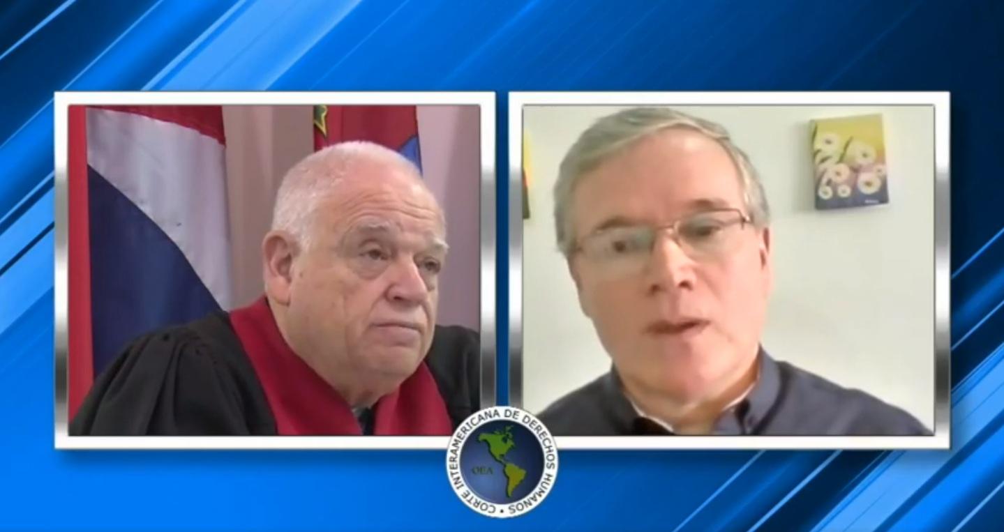 Corte Interamericana de Derechos Humanos desestimó pedido de defensa de Arrom y Martí