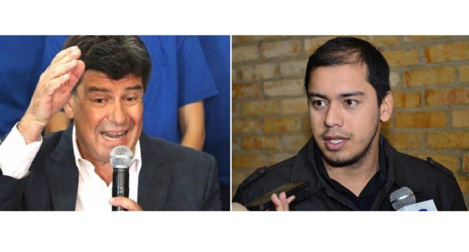 División de la oposición en Ciudad del Este es por culpa de Efraín, asegura candidato