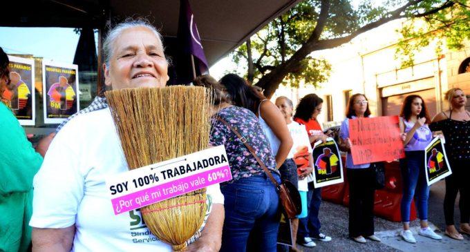 Organizaciones femeninas preparan movilización para el #8M
