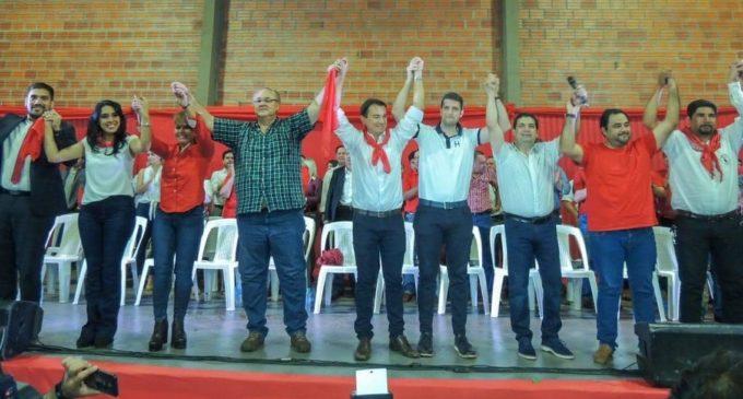 Wilberto Cabañas es el elegido por Añeteté para pugnar por intendencia de Ciudad del Este