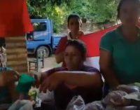 Organización femenina campesina regala hortalizas por el Día de la Mujer Paraguaya