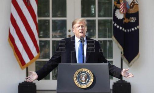 Trump quiere racaudar fondos para construir muro con México